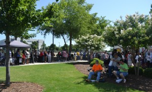 Gaston CTI Community Celebration June 16, 2015  (Photo courtesy of Partners Behavioral Health)